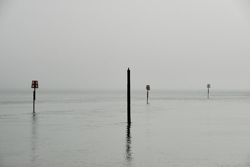 Rye Harbour Misty Morning