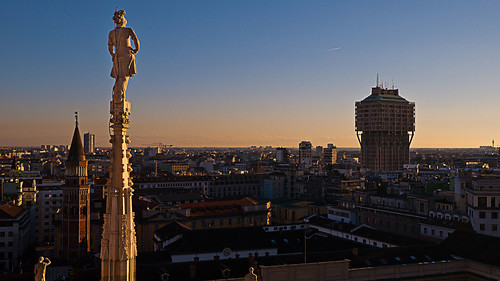 Milano from life of Tiziano Terzani
