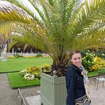 Emily in the jardin