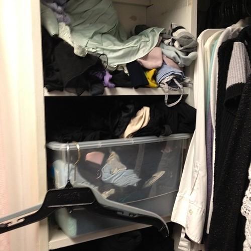 Closet Chaos #5