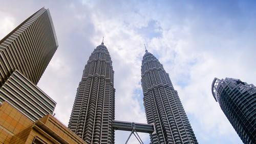 KLCC Petronas Twin Towers - Kuala Lumpur