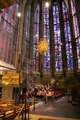 Choir of Aachen Cathedral