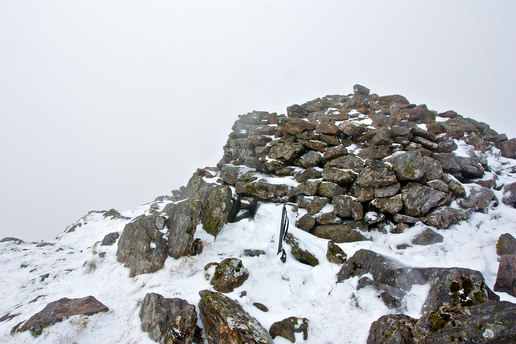 Summit of Ben Resipol