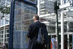 Plattegrond voor het NS station