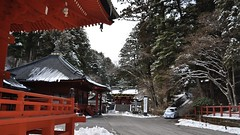 Futarasan-jinja Shrine, Nikko (2010)