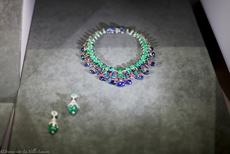 Cartier exhibition, Grand Palais