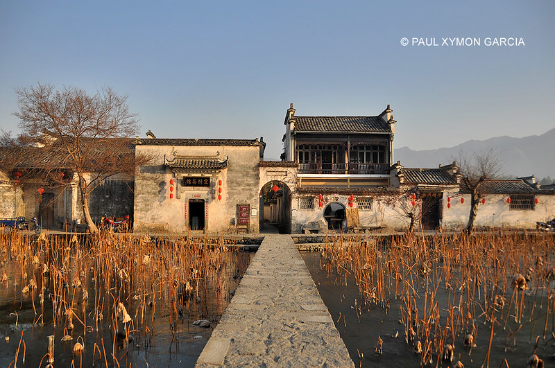 Hongcun, Anhui, China