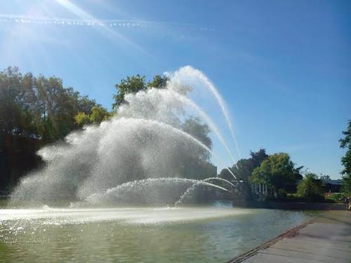 Wasserspiele Gruga-Park