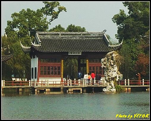 杭州 西湖 (其他景點) - 433 (西湖小瀛洲 上的亭台樓閣)