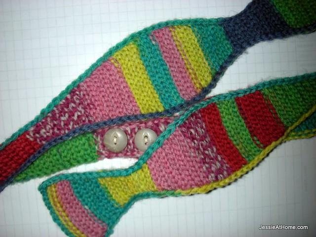 Slip-Stich-Bow-Tie
