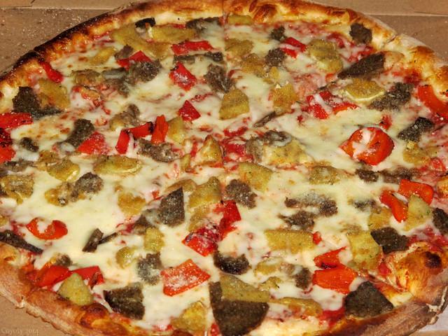 Saratino pizza