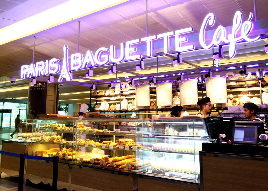 Paris Baguette Cafe Singapore