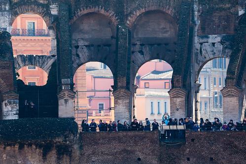 Colosseum in Rom; copyright 2014: Georg Berg