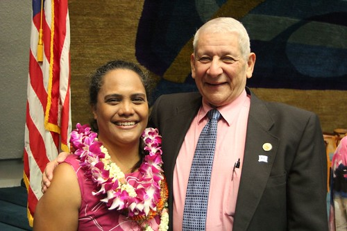 2013 Hawaii Vice Principal of the Year