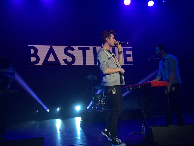 Bastille NRJ Music Tour Olympia Paris
