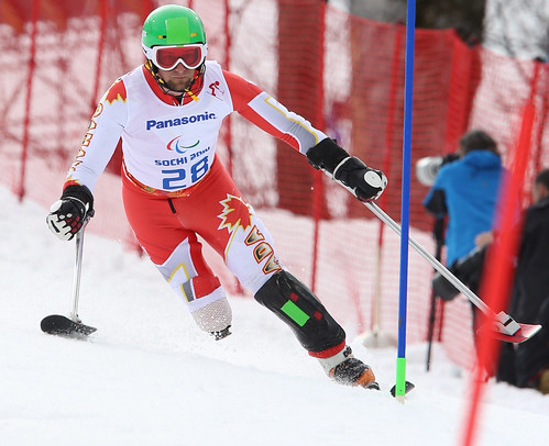 13/03/2014.  (Photo Scott Grant/Canadian Paralympic Committee)