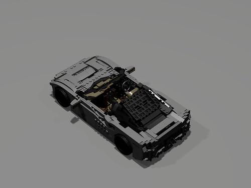 Prowler Radic Spyder - rear