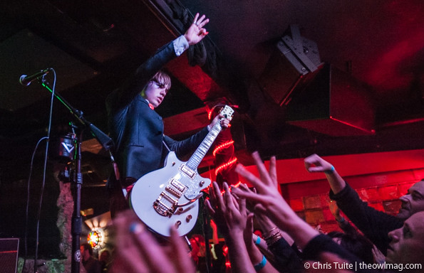 The Strypes @ Bottom of the HIll, SF 3/29/14