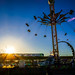 The Last Day of Spring Carnival at Lansdowne Centre in Richmond BC Canada