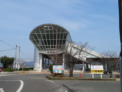神埼駅前ロータリー