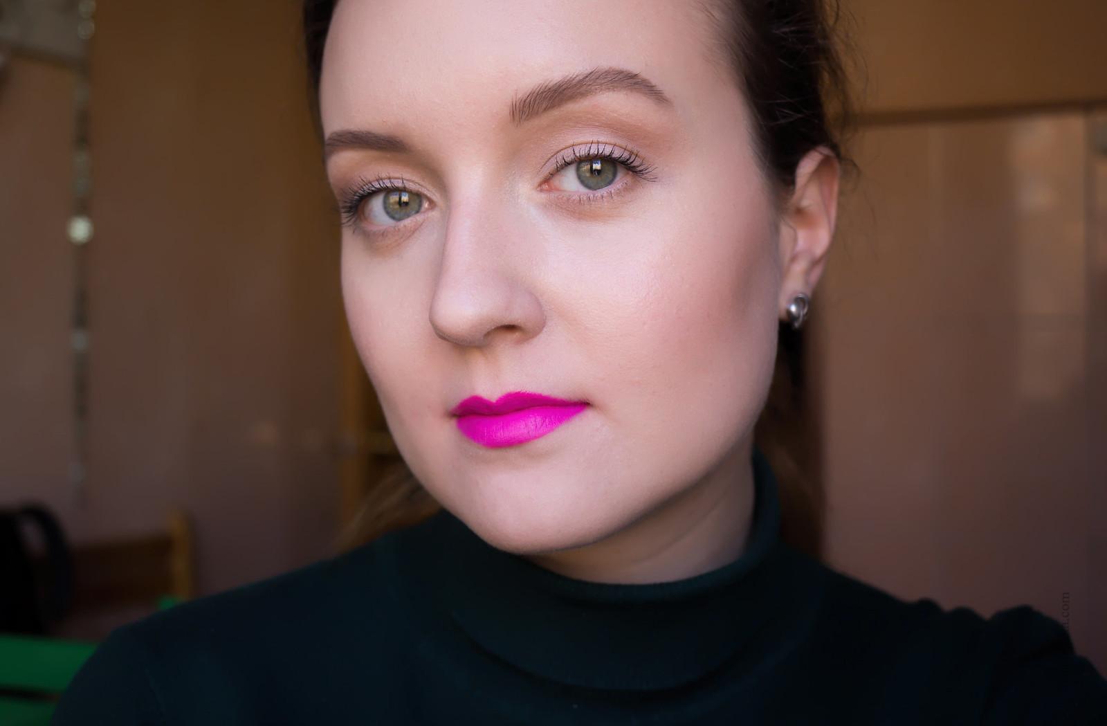 NoUBA Velvet Touch Lipstick #27