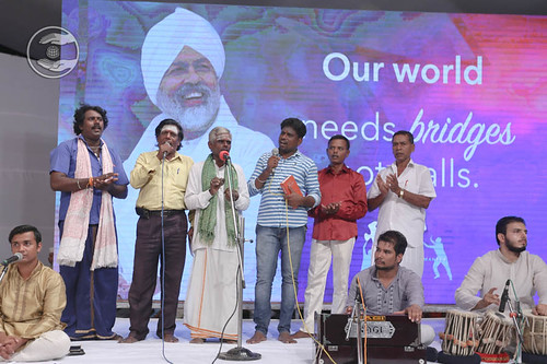 Tamil devotional song by Keswan and Saathi from Chennai, Tamil Nadu