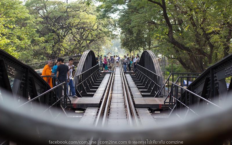 วันเดียวก็เที่ยวได้ ทางรถไฟสายมรณะ เลาะริมผาแม่น้ำแคว กาญจนบุรี14