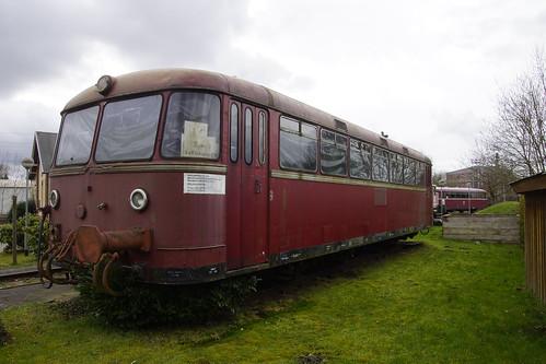 museumseisenbahn ammerland barsel saterland ev ocholt 18032017 satersland 798 6599 waggonfabrik uerdingen 66545 1959
