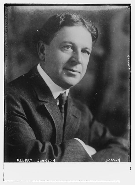 Header of Albert Johnson