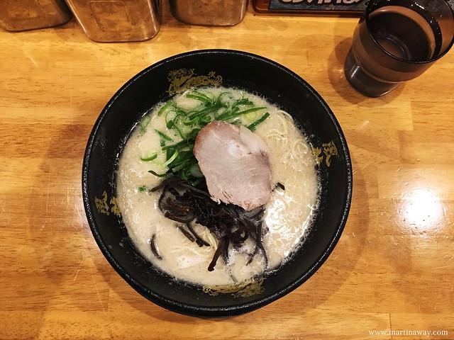 Cucina giapponese: Ramen a Shibuya