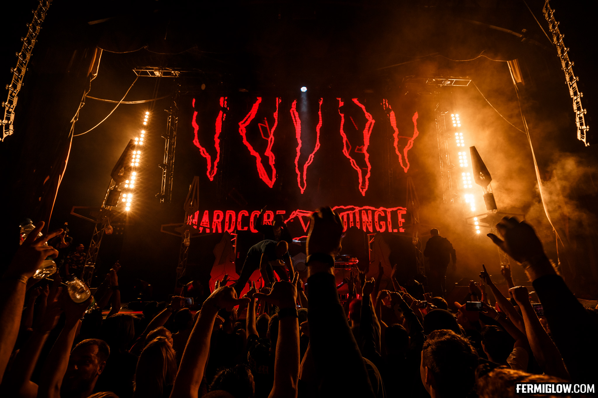 Hardcore vs Jungle 2017