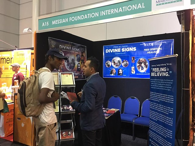 Mind, Body, Spirit Expo in Brisbane, Australia 8