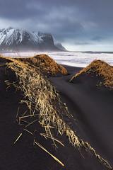 Vestrahorn, Sokksnes, Iceland