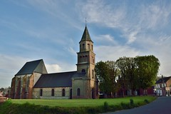 The Church at Friville-Escarbotin