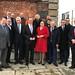 Mit der Delegation des EU Ausschusses aus Polen