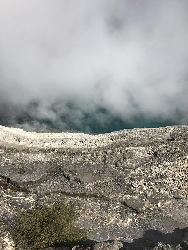 Geothermal Pool's Edge