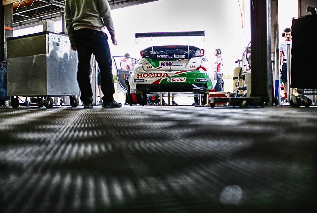 HONDA TEAM AMBIANCE during the 2017 FIA WTCC World Touring Car Race of Morocco at Marrakech, from April 7 to 9 - Photo Jean Michel Le Meur / DPPI.