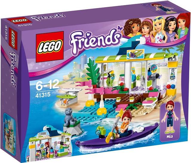 Lego Friends Strona 3 Abteampoznan