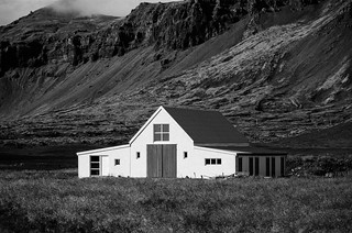 Barn & Cliffs