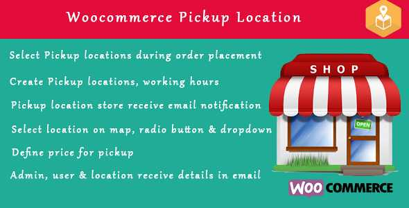 Pickup Locations WordPress Plugin free download