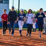 Blythewood High v. Spring Valley Senior Night Varsity Softball, 4/25/2017 (rab)