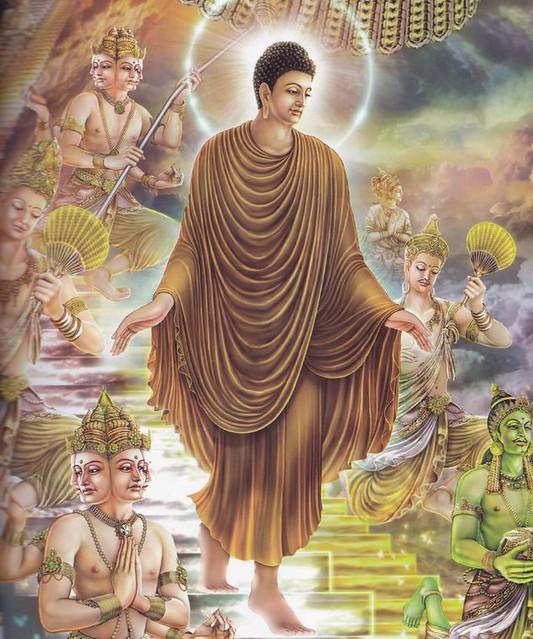 Gautama Buddha Dream 02
