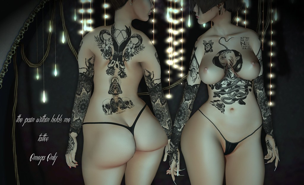 the pain within holds me tattoo - SecondLifeHub.com