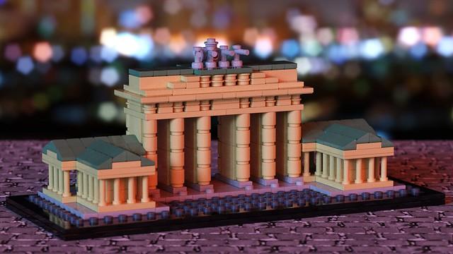 21011 Brandenburg Gate (blender)