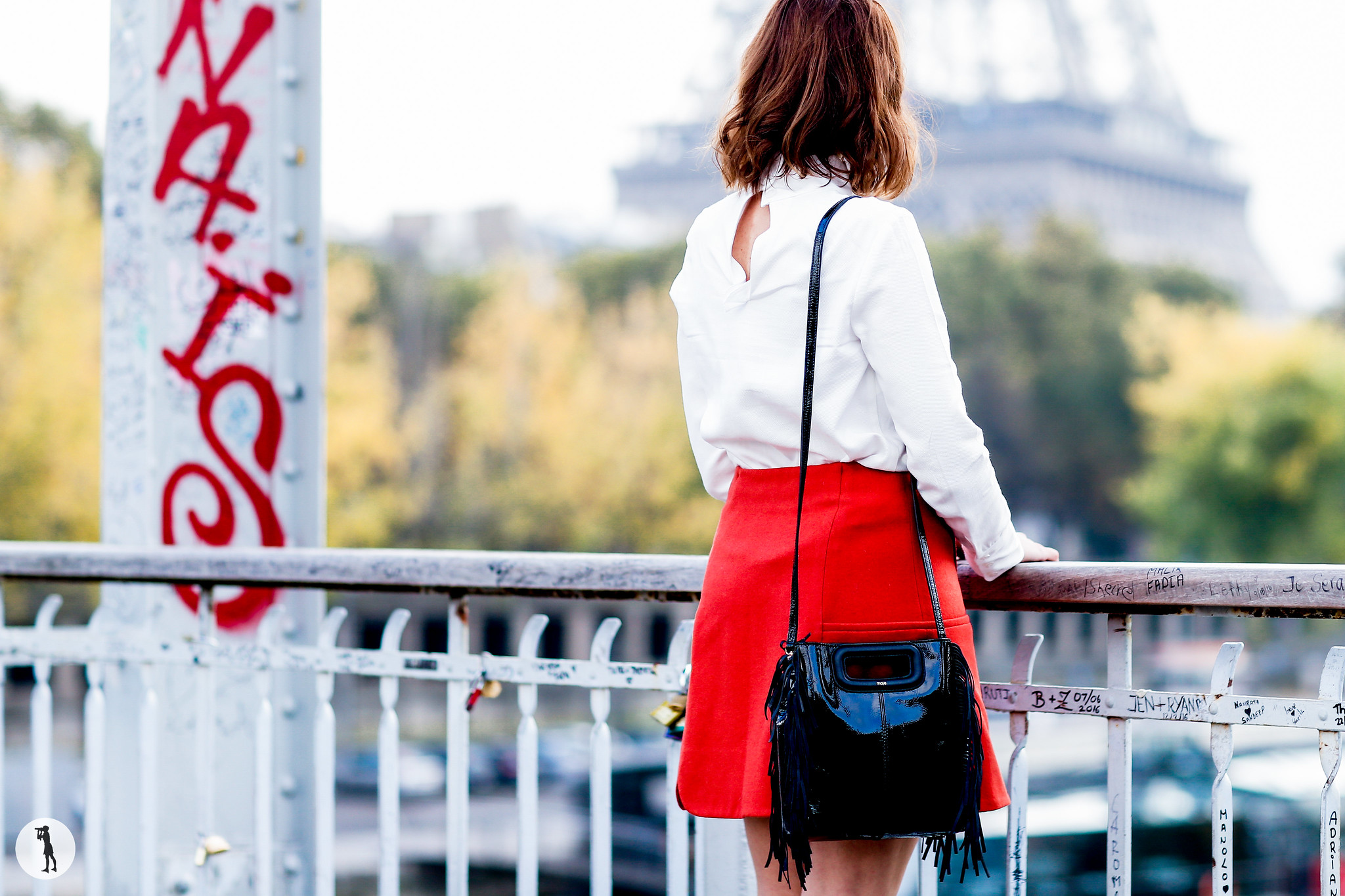 Street style Photo shooting with french bloggers in Paris. Blogueuse Deedee