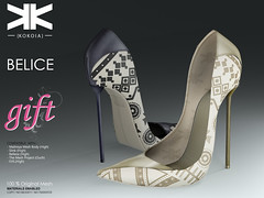 Belice Gift :: Woman Shoes :: Two Colors