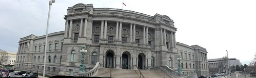 Supreme Court, Library of Congress, and Monuments