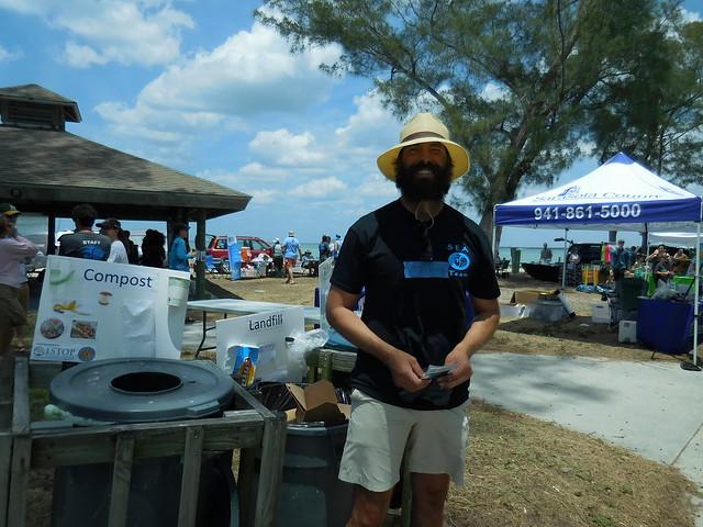 Seagrass Survey 2017 - Composting 3