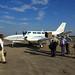 Charter Plane (Nick Scarle)
