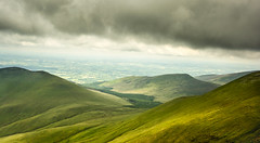 View of Galtee Mountains -#24